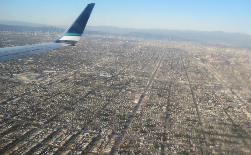 Vancouver and LAX
