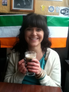 I LOVE YOU IRISH COFFEE!
