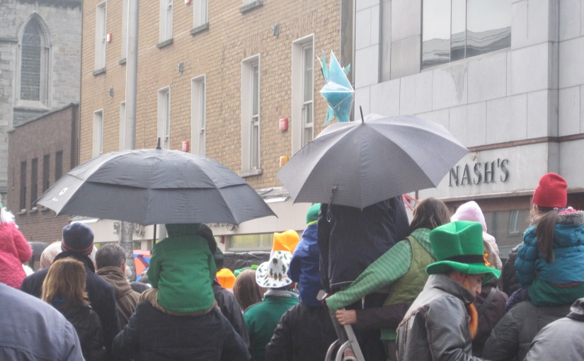 #76 – Celebrate St Patrick's Day in Dublin