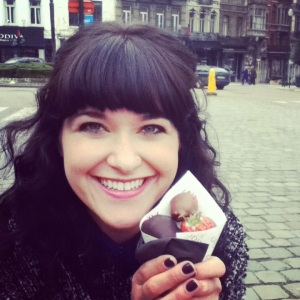 #44: Eat chocolate in Belgium.