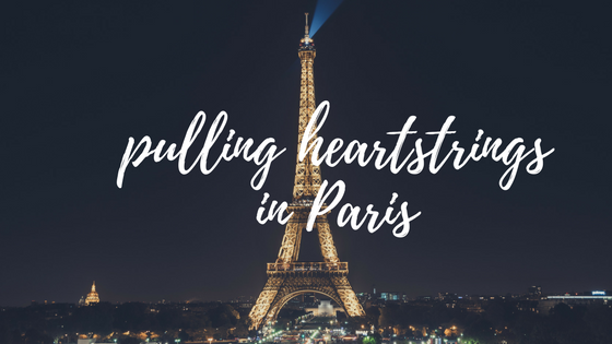 Falling in love with Paris