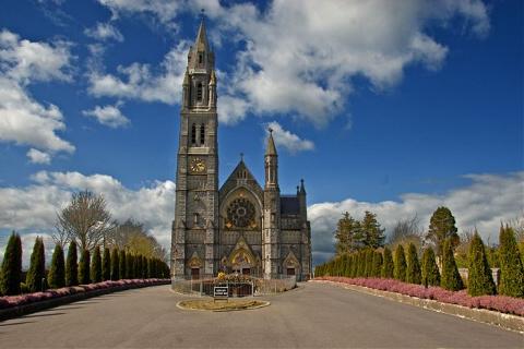 Crossing off the Irish Counties:Roscommon