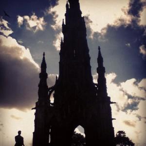 Edinburgh romance