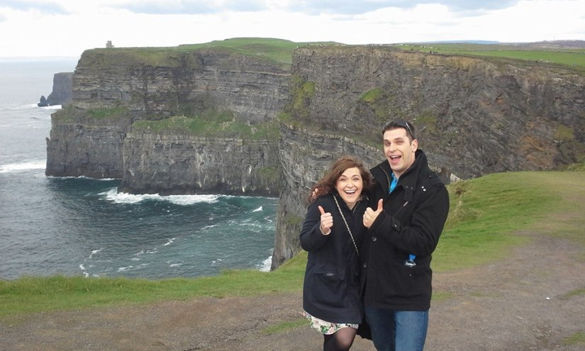Part one: Davis family takes on Ireland