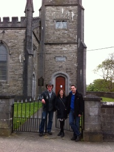 The church in Sligo