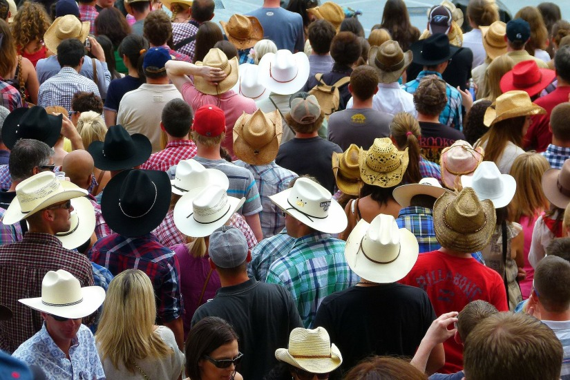 """When to use """"Howdy"""" – CalgaryStampede"""