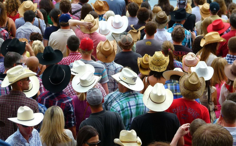 "When to use ""Howdy"" – Calgary Stampede"