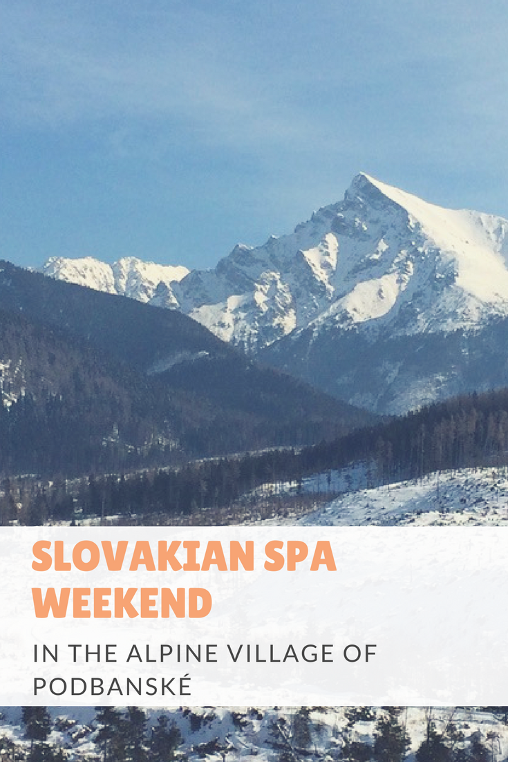 Our time in Slovakia - spa weekend